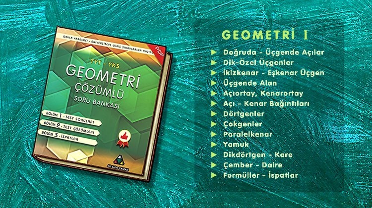 geometri soru bankası pdf